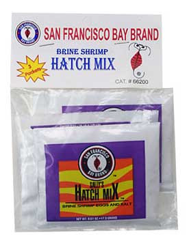 San Francisco Bay Hatch Mix