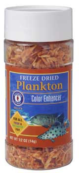 San Francisco Bay Freeze Dried Plankton 0.5oz