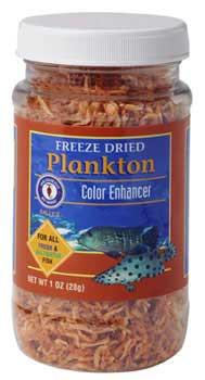 San Francisco Bay Freeze Dried Plankton 28gm Our P-75220