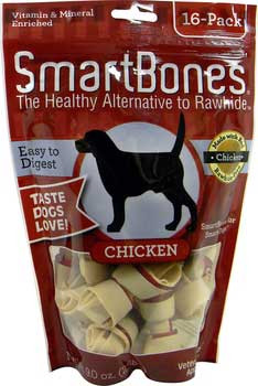 Smart BoneMatrix Smartbones Chicken 16 Pk.