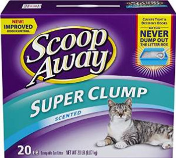 Ever Clean Everclean Scoop Away Fresh Scent 20 Lb. Box