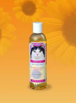 Bio-groom Silky Cat Tearless Shampoo 8oz
