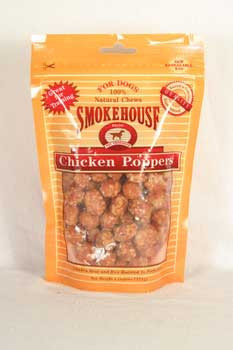 Smokehouse Chicken Poppers 4 Oz. Resealable Bag