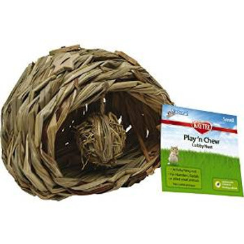Super Pet Natural Cubby Nest Sm-89568