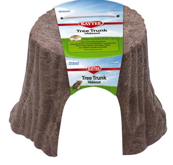 Kaytee Tree Trunk Hideout Natural Small