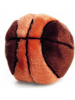 Spot Ethical Plush Basketball 4.5in