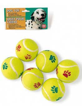 Spot Ethical Tennis Ball Value 6pk
