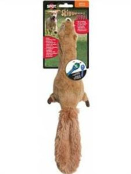 Spot Ethical Skinneeez Plus Squirrel 15in