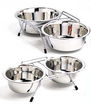 Spot Ethical Diner Time Stainless Double Diner 1pt