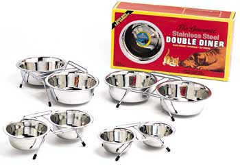 Spot Ethical Diner Time Stainless Double Diner 2qt
