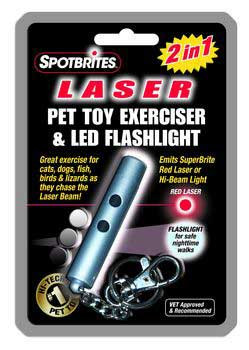 Spot Ethical Pet Laser Original 2 In 1