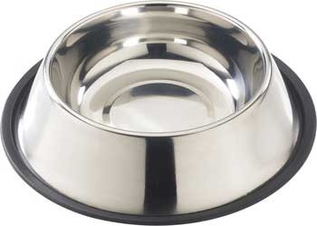 Spot Ethical Stainless Steel Mirror Finish No-tip Dish 24oz