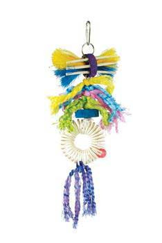 Prevue Pet Products Stick Staxs Spindles N Spokes Bird Toy