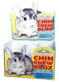 Vitakraft/sunseed Chinchew Blox 12 Pack