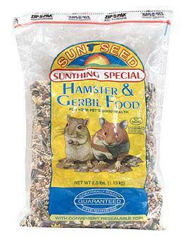 Vitakraft/sun Hamster Gerbil Mix 6/2.5 Lb.