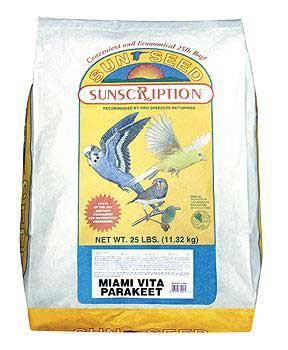 Sun Seed Miami Vita Keet 25 Lb.
