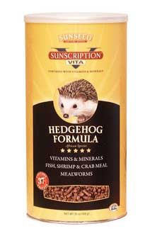 Vitakraft/sunseed Vita Hedgehog 25 Oz.