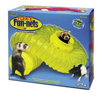 Super Pet Ferretrail Flex-e Fun-nels