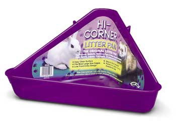 Super Pet Hi-corner Litter Pan