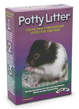 Super Pet Potty Litter 16oz Box