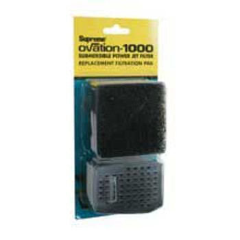Danner Supreme Ovation 1000 Replacement Filter Media