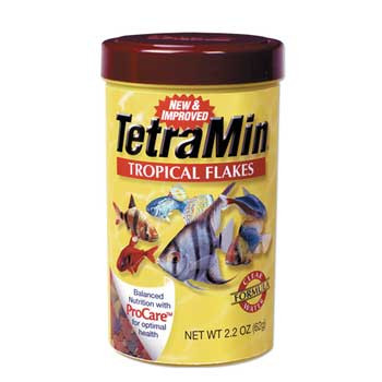 Tetra Tetramin Clean & Clearer Flakes With Feeding Lid 1oz