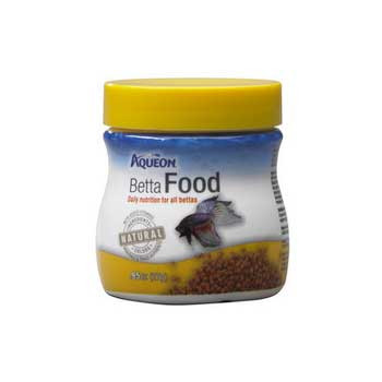 Aqueon AGA Betta Food .95oz