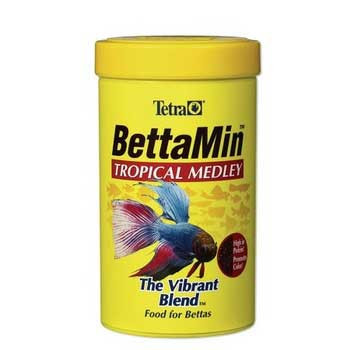 Tetra Bettamin Flakes .81oz