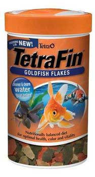 Tetra Tetrafin Flakes With Feeding Lid 1oz