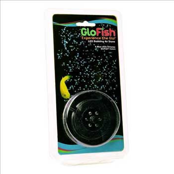 Tetra Glofish Blue Led Bubbler