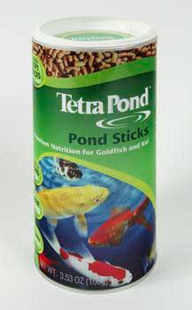 Tetra Pond Sticks 3.53oz
