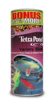 Tetra Variety Blend Food 5.29oz