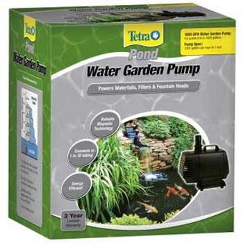 Tetra Water Garden Pump 1000gph