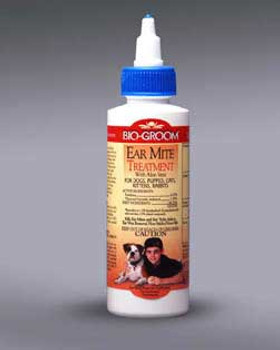 Bio-Groom Ear Mite Treatment 1oz