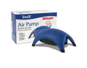 Tetra Whisper Air Pump 20
