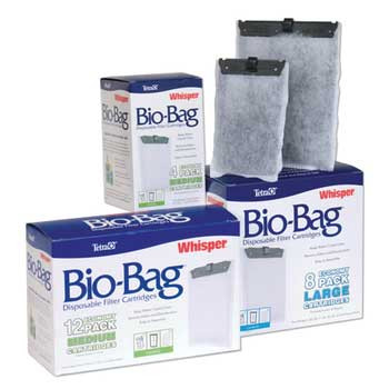 Tetra Whisper Bio-bag Cartridge Medium 1pk