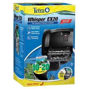 Tetra Whisper Ex 20 Filter