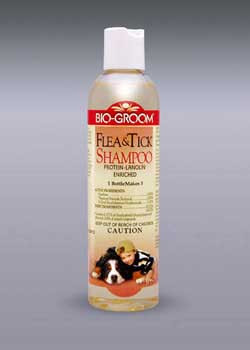 Bio-Groom Flea & Tick Shampoo 12oz