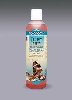 Bio-Groom Fluffy Puppy Shampoo 12oz