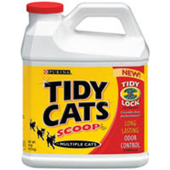 Tidy Cats Long Lasting Odor Control Scooping Multi-95602
