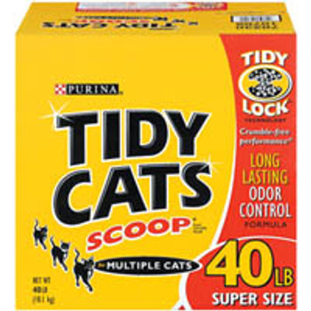 Tidy Cats Long Lasting Odor Control Scooping Multi-95609
