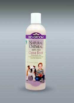Bio-Groom Natural Oatmeal Soothing Anti-itch Creme Rinse 12oz