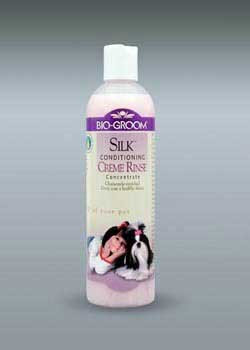 Bio-Groom Silk Conditioning Cream Rinse 12oz