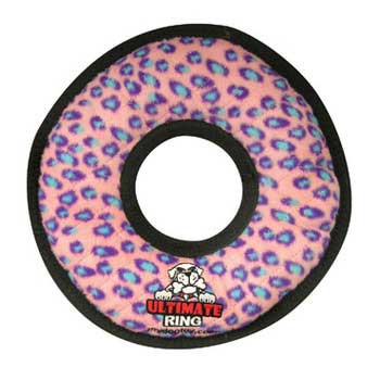 VIP PRODUCTSVip Products Tuffy's Ultimate Ring Pink Leopard