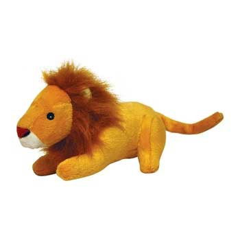 Tuffy's Vip Mighty Dog Toy Junior Safari-lion