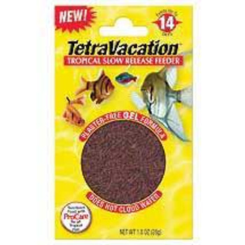 Tetra Tetravacation Tropical Slow-release Feeder 14 Days 1pk