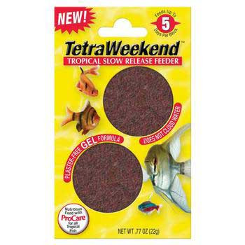 Tetra Vacation 5 Day Feeder 2 Pack 85oz-89671