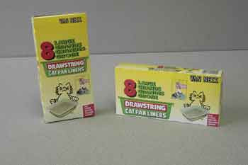 Van Ness Drawstring Liner 8 Pack Large