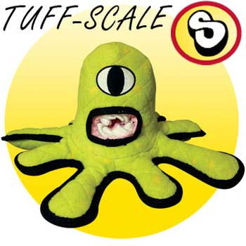 VIP PRODUCTSVip Products Tuffy Alien Captain Kurklops