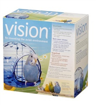 Vision Bird Bath {requires 3-7 Days before shipping out}